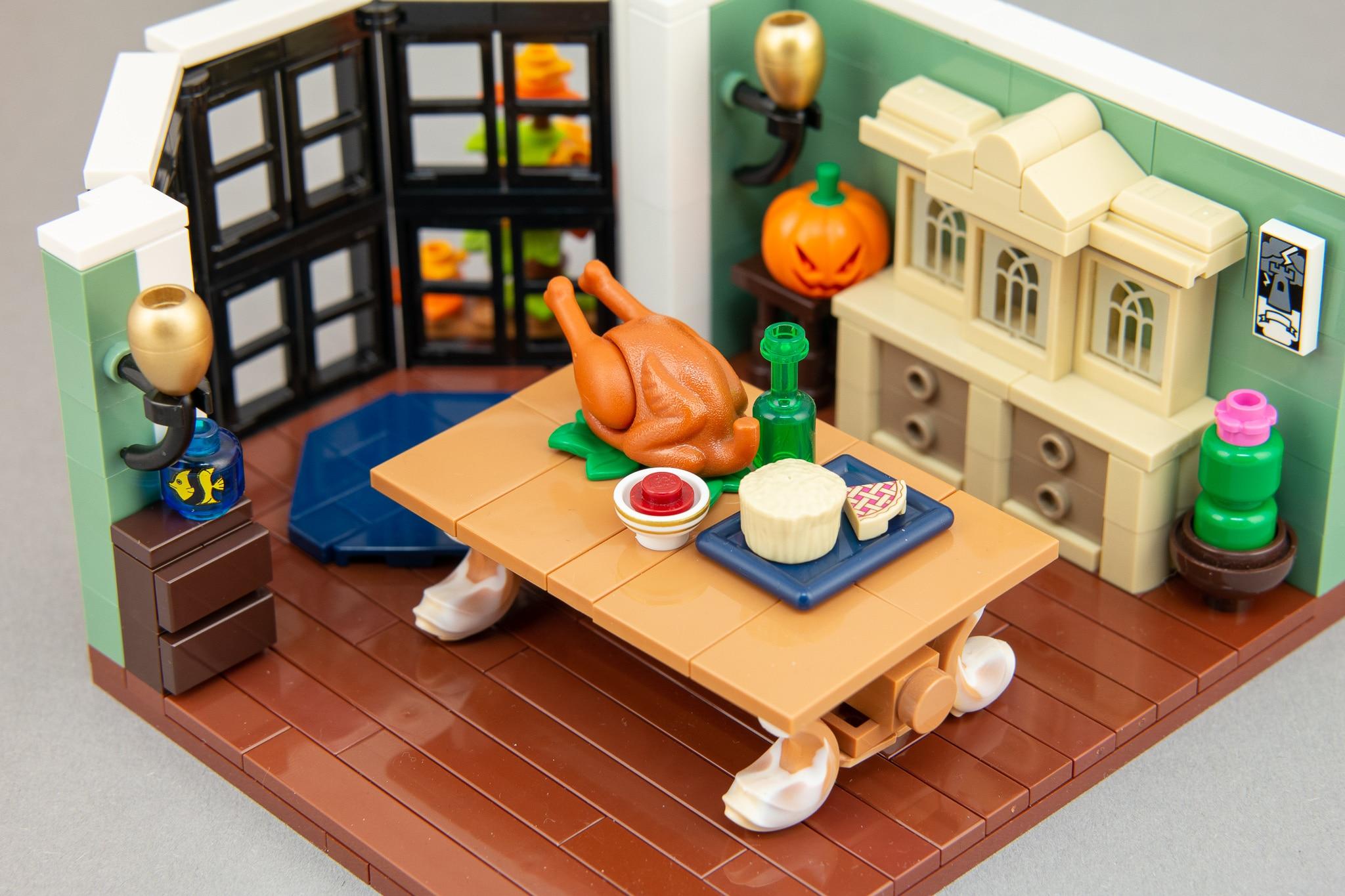 LEGO Moc Bausinpiration Esszimmer (8)