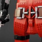 LEGO Moc Iron Builder 2016 Deadpool