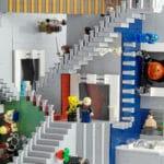 LEGO Moc Iron Builder 2016 Escher