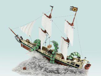 LEGO Moc Iron Builder 2016 Titelbild