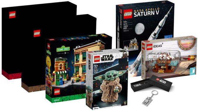 LEGO Neuheiten November 2020