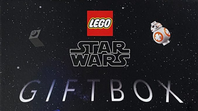 LEGO Star Wars Gift Box Fake Leak