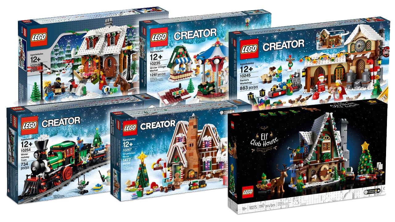 LEGO Winter Village Titelbild01