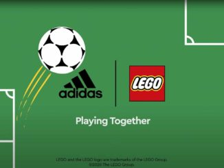 LEGO X Adidas Kollaboration