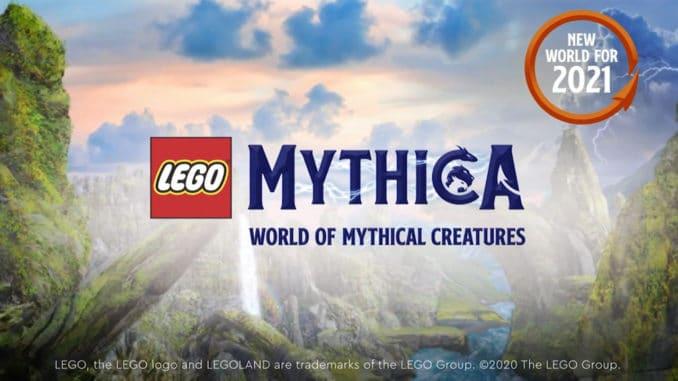 LEGOland Mythica Titel