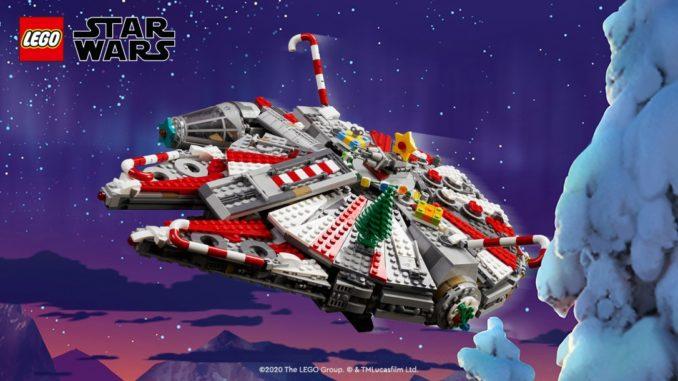 Millenium Falke Weihnachten