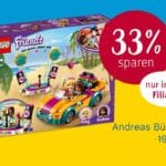 Rossmann Aktion LEGO Friends 41390