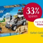 Rossmann Aktion LEGO Safari 60267