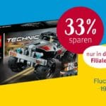 Rossmann Aktion LEGO Technic 42090