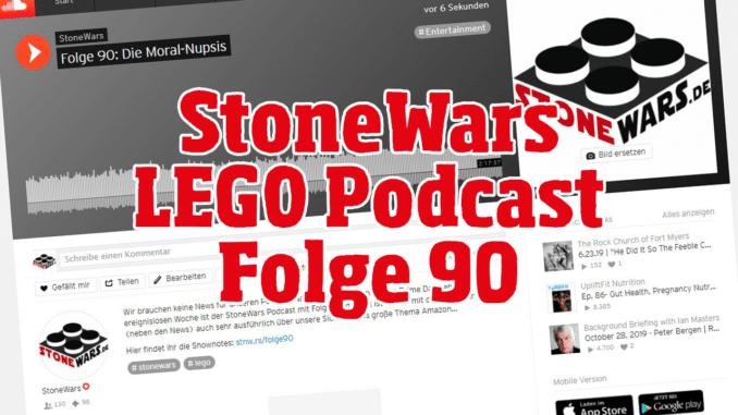 Stonewars Podcast Folge 90