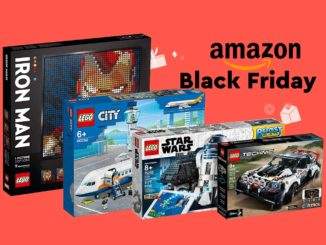 Amazon Black Friday 2020 LEGO Angebote