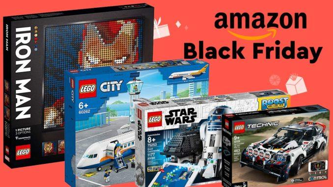 Amazon Black Friday 2020 LEGO Angebote