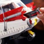 LEGO 10274 Ghostbusters Ecto 1 Klappe