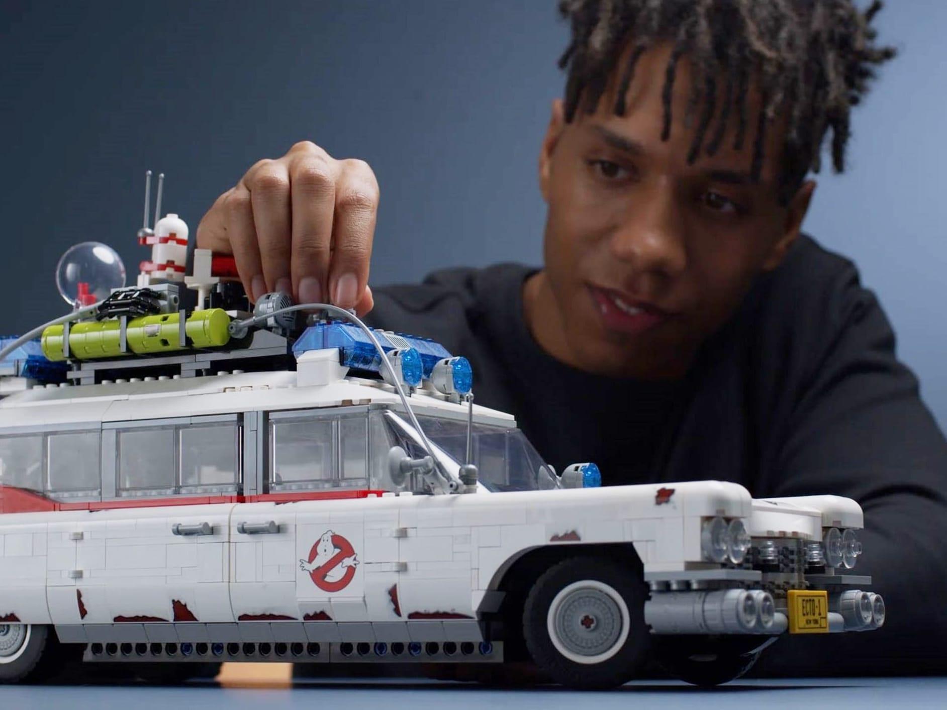 LEGO 10274 Ghostbusters Ecto 1 Lenkung01