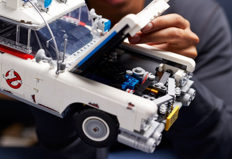 LEGO 10274 Ghostbusters Ecto 1 Motor