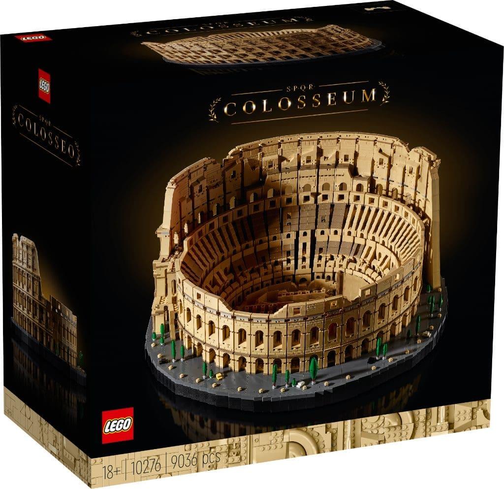 LEGO 10276 Colosseum Box 4