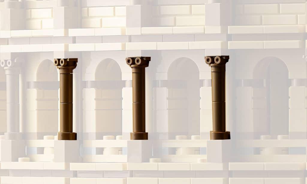 LEGO 10276 Colosseum Neue Teile