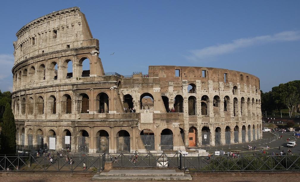 LEGO 10276 Colosseum Real Vergleich 2