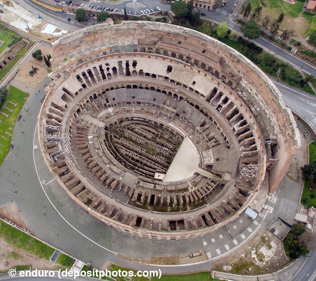 LEGO 10276 Colosseum Real Vergleich 6
