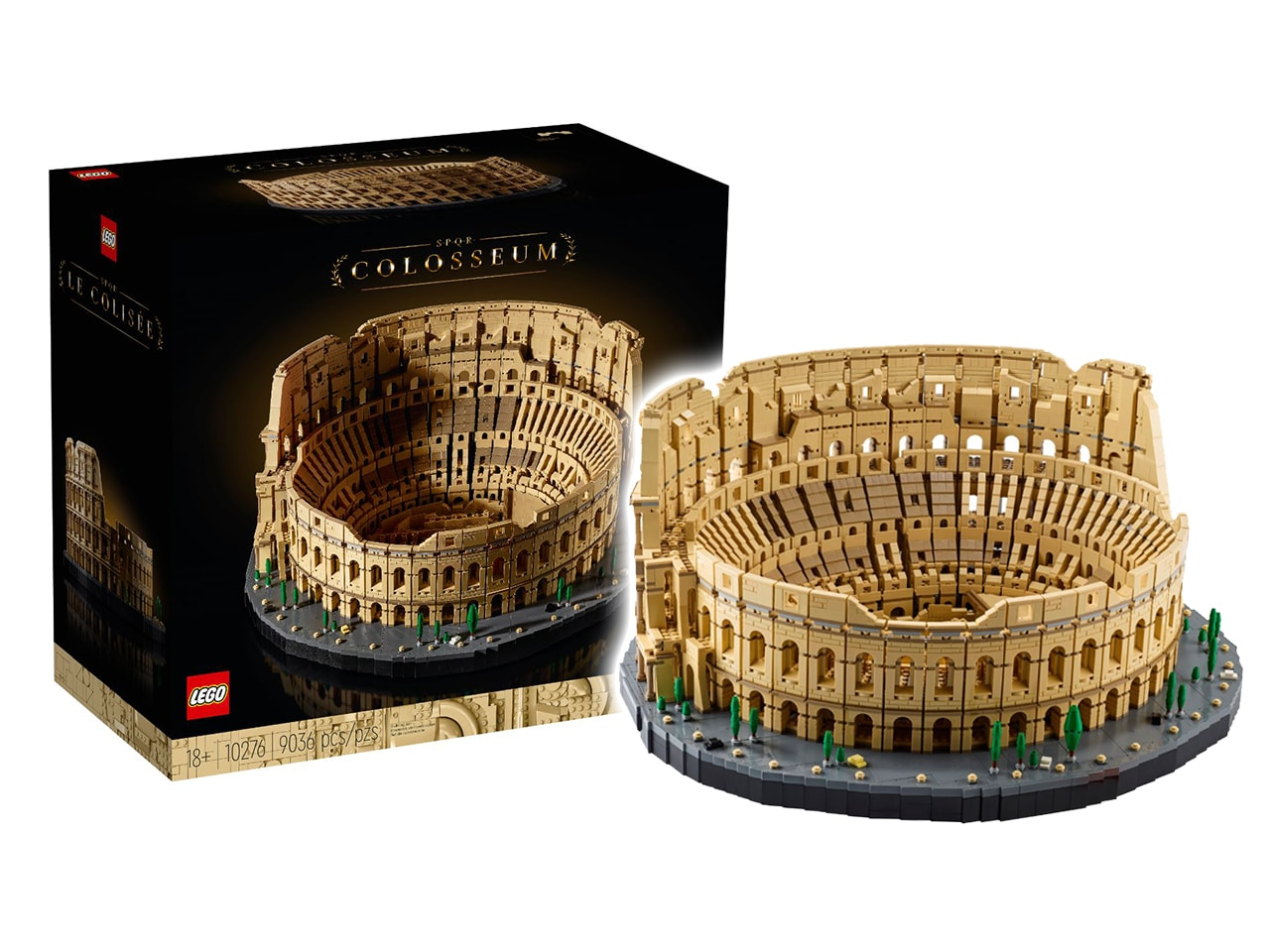 LEGO 10276 Colosseum offiziell vorgestellt