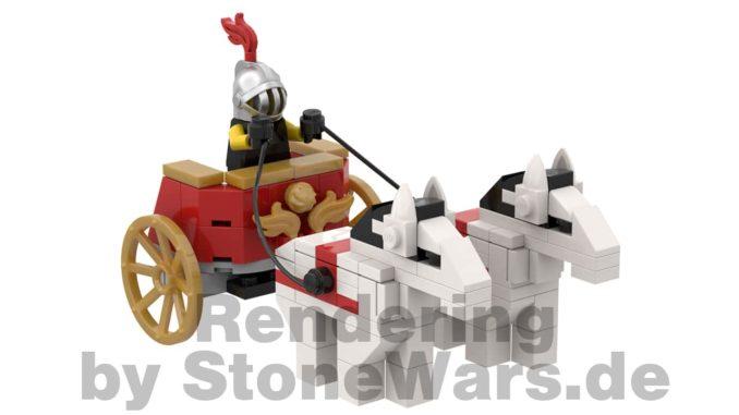 LEGO 10276 Gratisbeilage