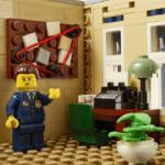 LEGO 10278 Polizeistation Modular Building Neue Teile05