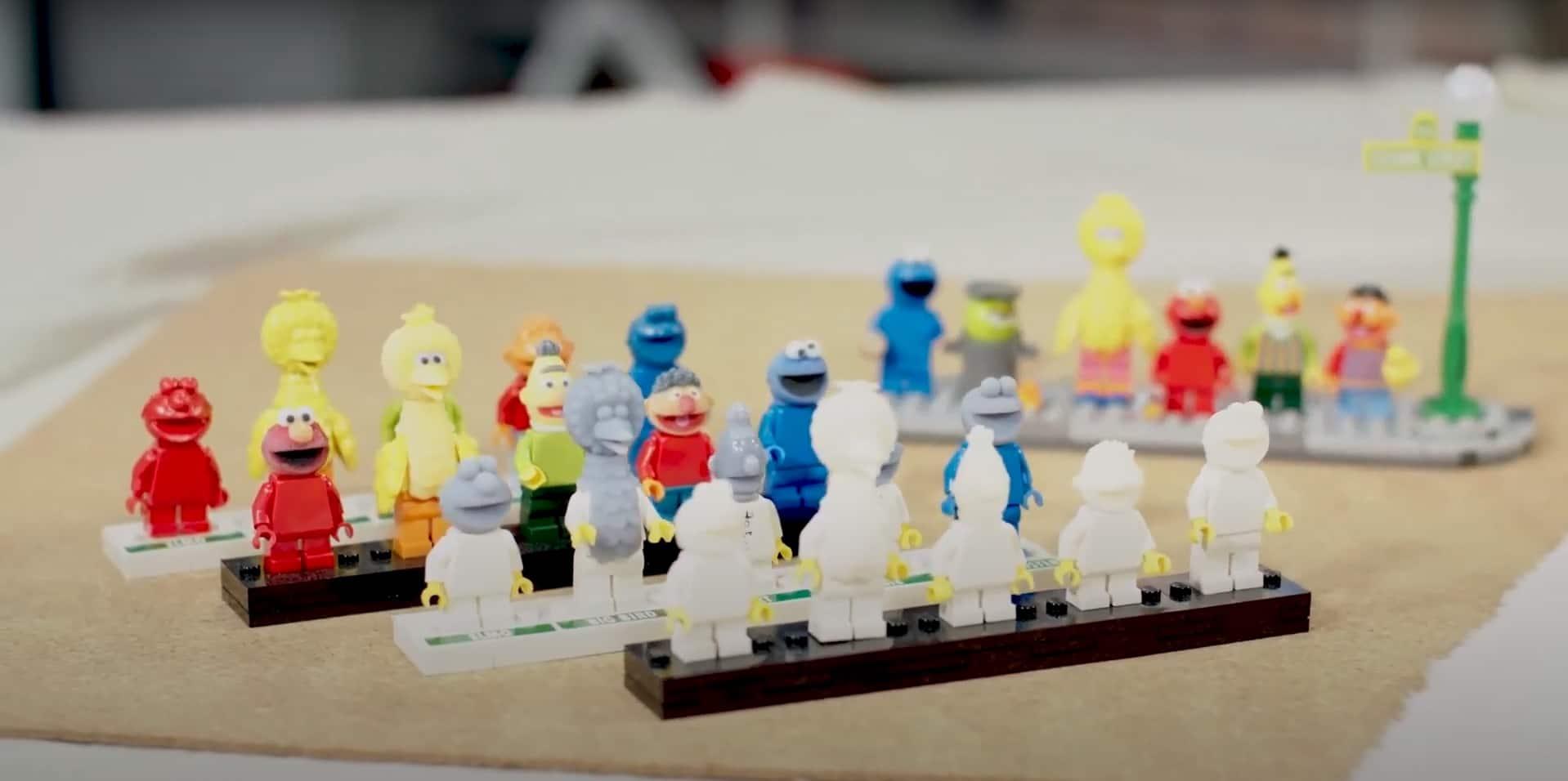 LEGO 21324 Neue Formen