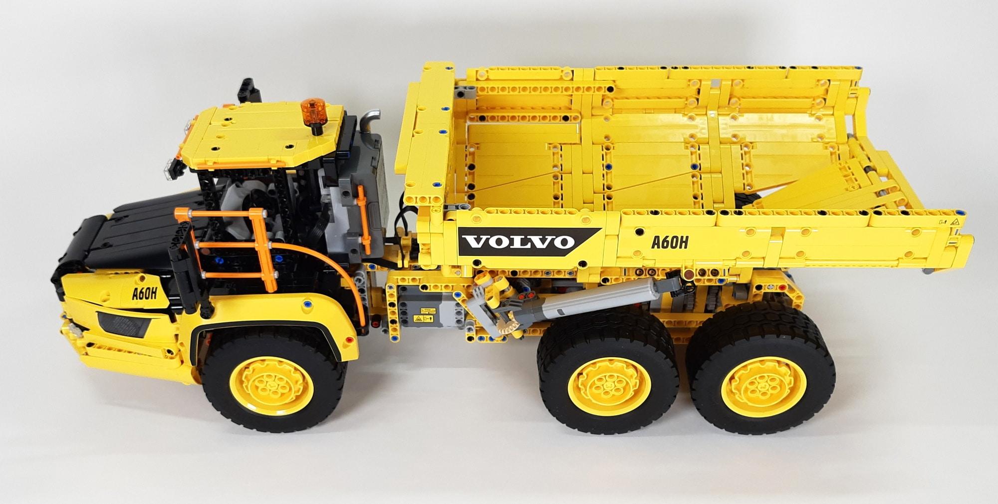 LEGO 42114 Knickgelenkter Volvo Dumper 11