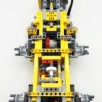 LEGO 42114 Knickgelenkter Volvo Dumper Bauabschnitt 1 04