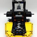 LEGO 42114 Knickgelenkter Volvo Dumper Bauabschnitt 2 03