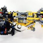 LEGO 42114 Knickgelenkter Volvo Dumper Bauabschnitt 2 12