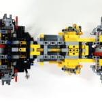 LEGO 42114 Knickgelenkter Volvo Dumper Bauabschnitt 2 13