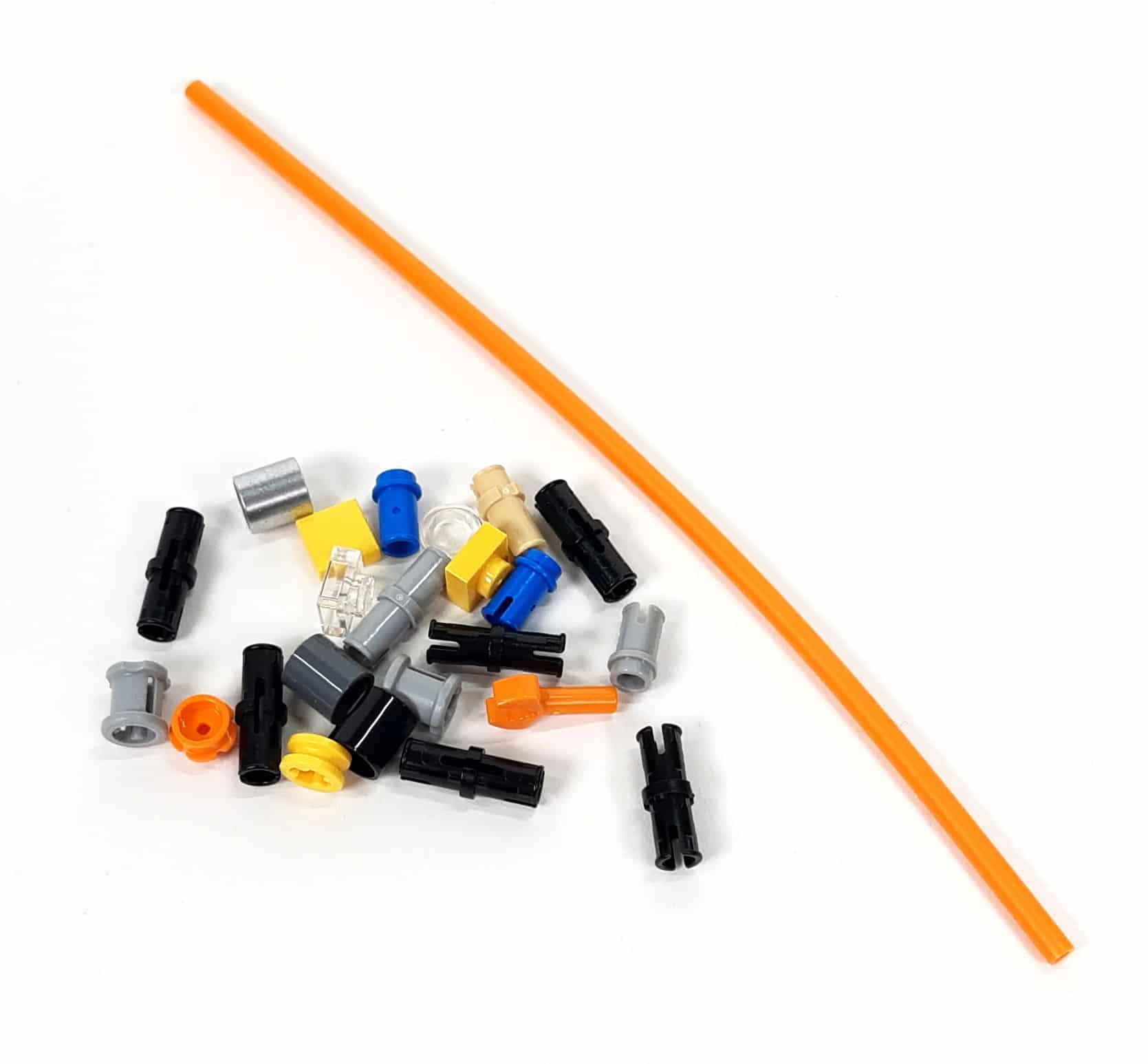 LEGO 42114 Knickgelenkter Volvo Dumper Ersatzteile