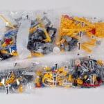 LEGO 42114 Knickgelenkter Volvo Dumper Tüten 1