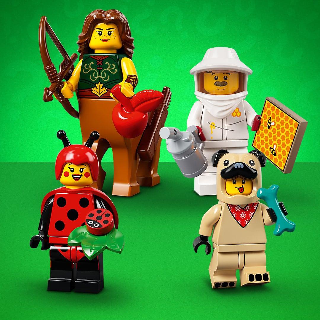 LEGO 71029 Minfiguren Serie 21 (1)