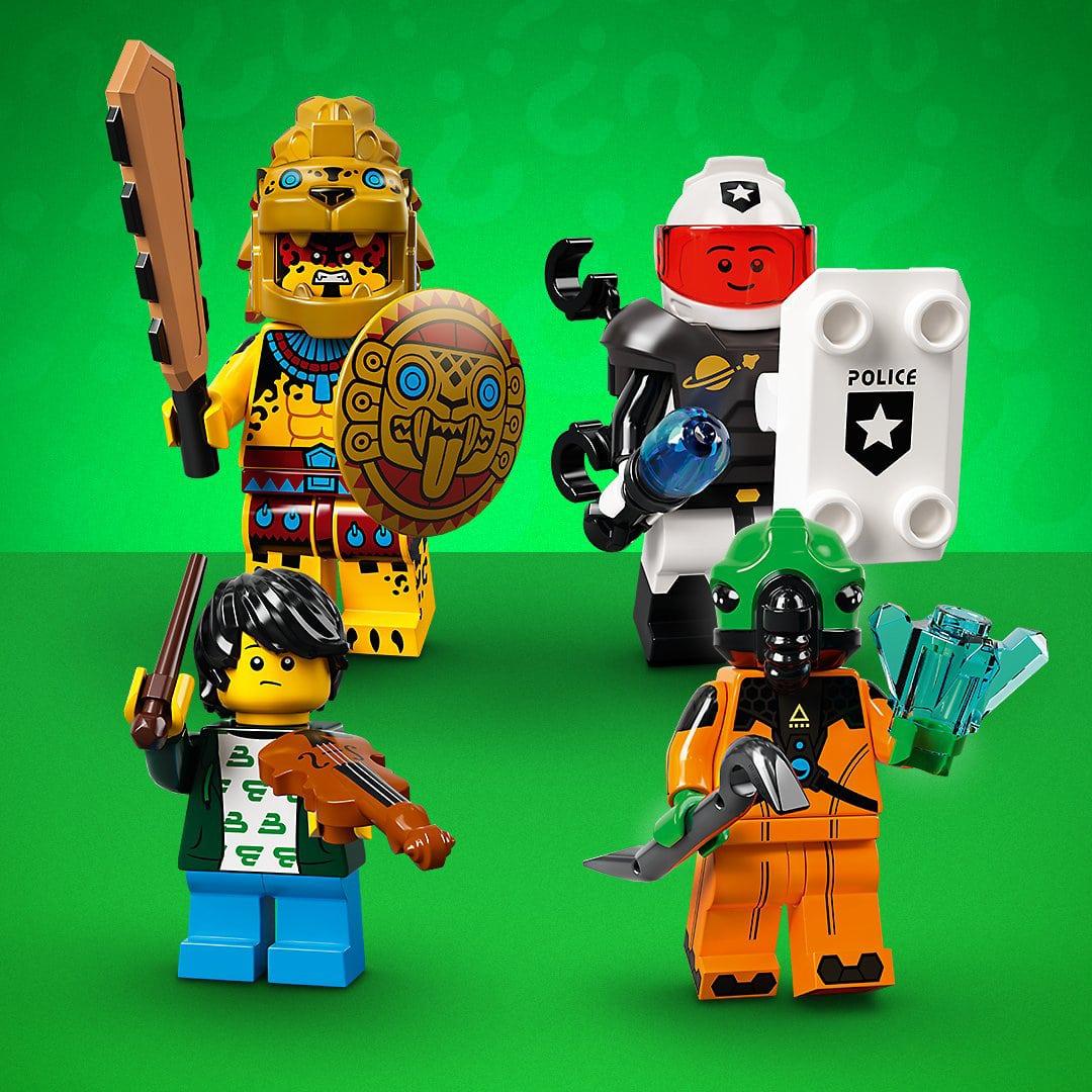 LEGO 71029 Minfiguren Serie 21 (2)