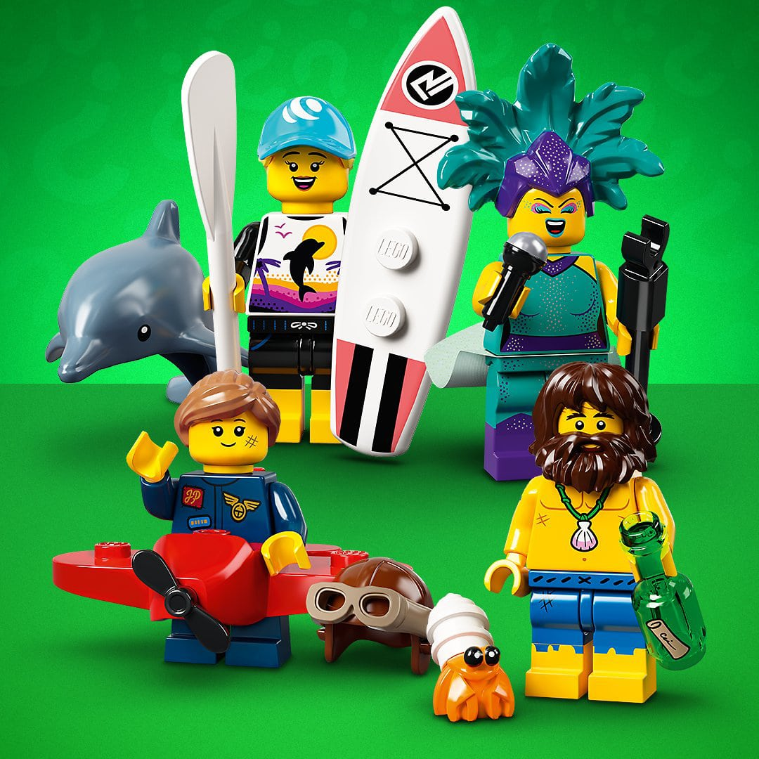LEGO 71029 Minfiguren Serie 21 (3)