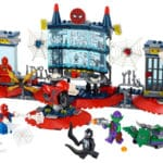 LEGO 76175 Attack On Spider Lair 1