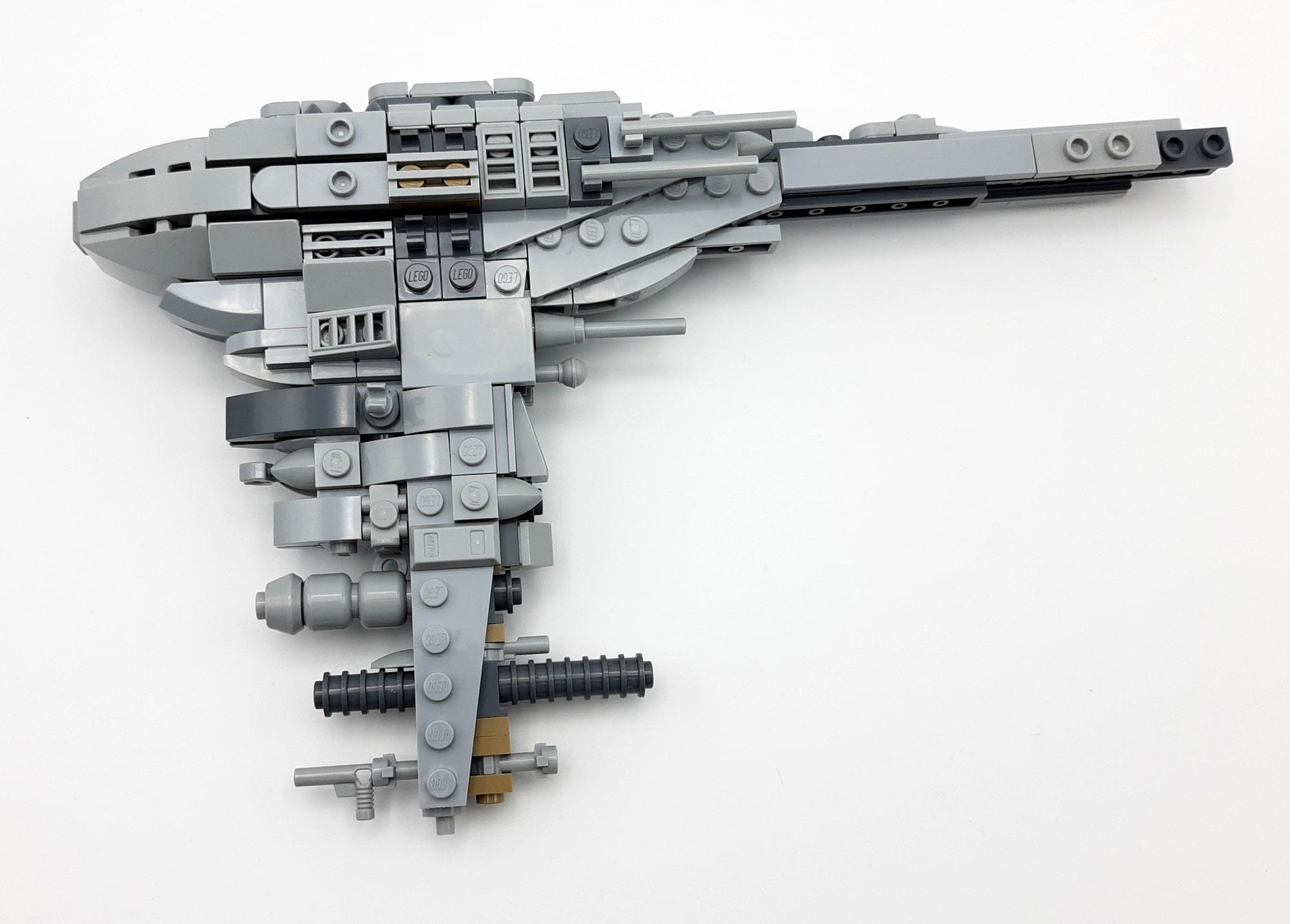 LEGO 77904 Nebulon B - Bauabschnitt 1