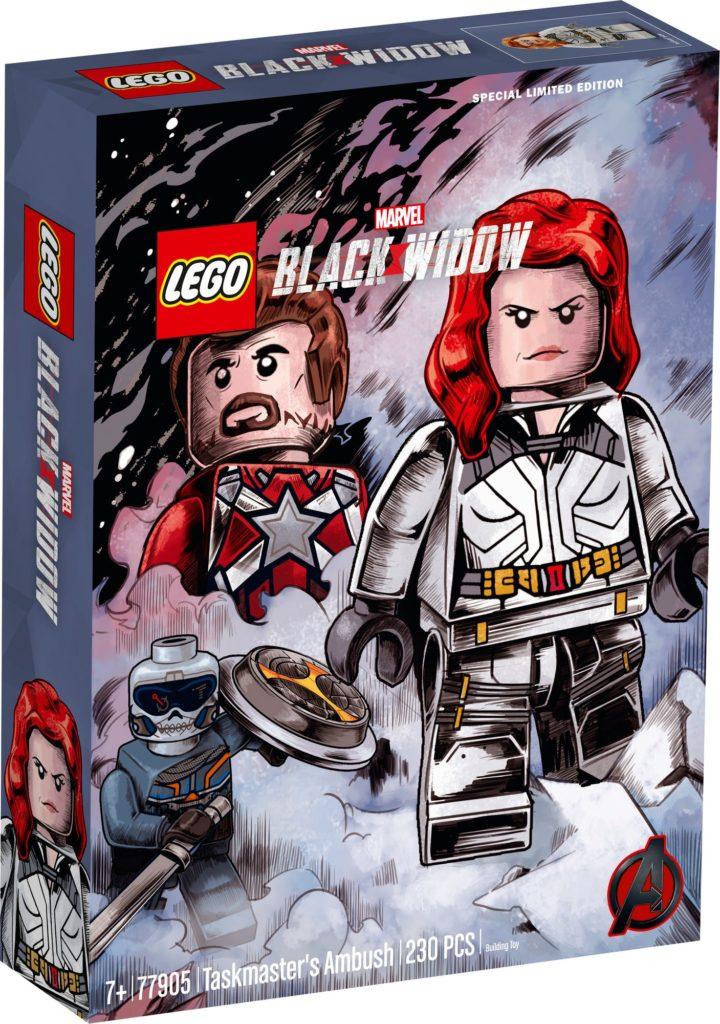 LEGO 77905 Taskmasters Hinterhalt 3