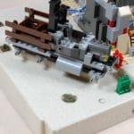LEGO Adventurers Display Bestandsaufnahme Set Vorderansicht 2