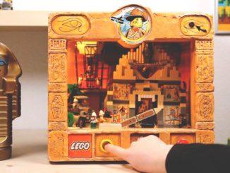 LEGO Adventurers Display Titelbild