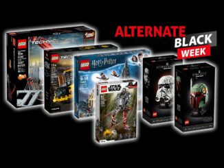 LEGO Angebote Alternate Black Week