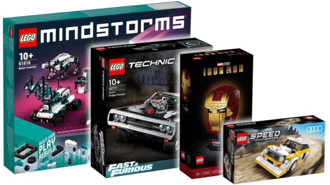 LEGO Angebote zum Singles Day
