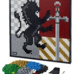 LEGO Art 31201 Harry Potter Mosiak Hogwarts Wappen (4)