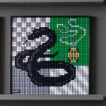 LEGO Art Harry Potter 31201 Hogwarts Wappen 02