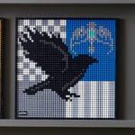 LEGO Art Harry Potter 31201 Hogwarts Wappen 04