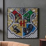 LEGO Art Harry Potter 31201 Hogwarts Wappen