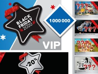 LEGO Black Friday 2020 Aktionen & Angebote