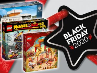 LEGO Black Friday 2020 Vorschau